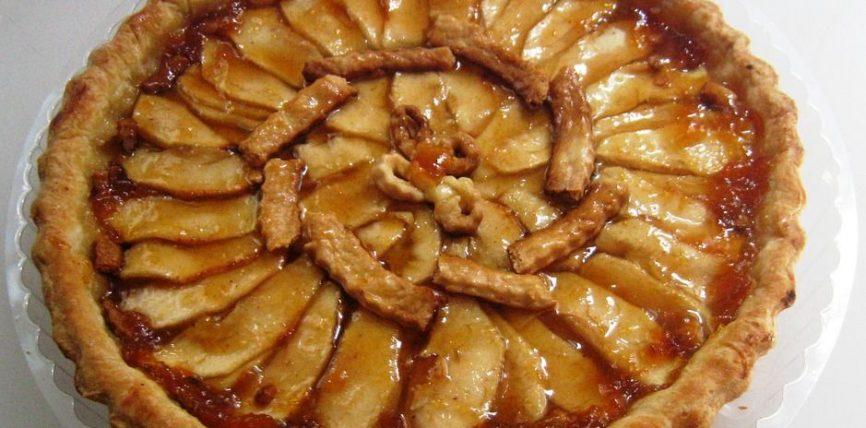 Faire une tarte acidulée à la pomme et au citron