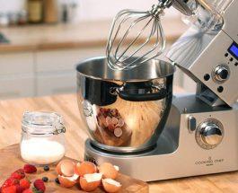Avoir un robot pâtissier en cuisine