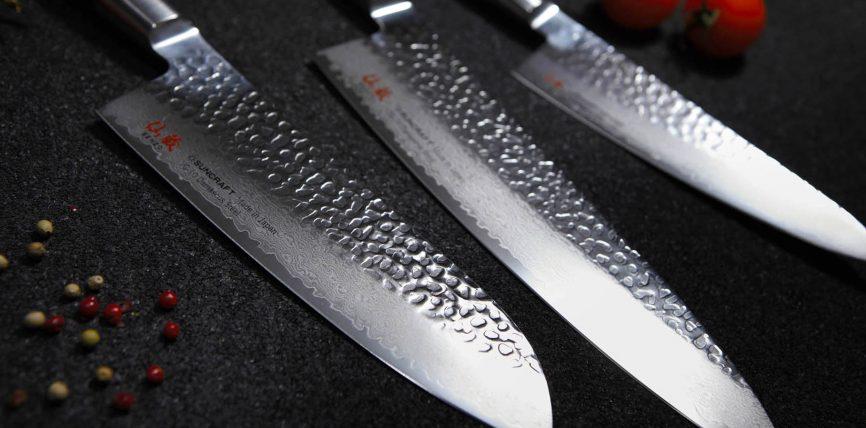 Tradition coutelière japonaise : le couteau japonais Senzo